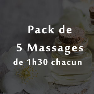 5 massage 1h30